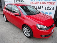 Used VW Golf TDI GT 5dr DSG