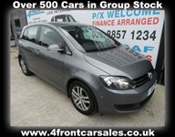 Used VW Golf Plus TDI 105 SE 5dr ONE OWNER