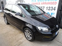 Used VW Golf Plus TDI SE 5dr ADVANCED PARKING SYSTEM