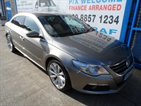 Used VW Passat CC GT TDI 170 4dr DSG 1 OWNER + SAT NAV LEATHER