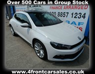 Used VW Scirocco TSI 210 GT 3dr DSG PAN ROOF