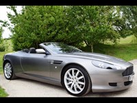 Used Aston Martin DB9 V12 Volante Auto