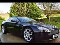 Used Aston Martin Vantage V8 (Sat Nav)