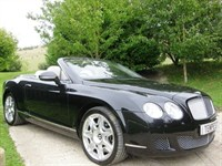 Used Bentley Continental GTC GTC (Sat Nav)