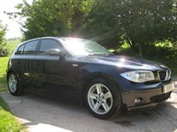 Used BMW 120i 1 Series Sport Auto