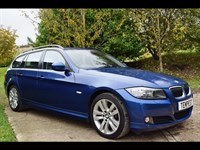 Used BMW 330i 3 Series SE Touring (Sat Nav)