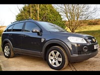 Used Chevrolet Captiva LT Vcdi 7 Seats
