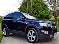 Used Chevrolet Captiva LTZ VCDI