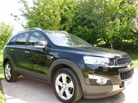 Used Chevrolet Captiva LTZ VCDi 7 Seater