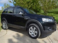 Used Chevrolet Captiva LS VCDI