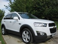 Used Chevrolet Captiva LTZ VCDi 7 Seater Auto