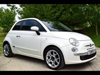 Used Fiat 500 1.2 Sport 3dr