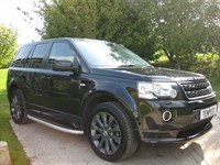 Used Land Rover Freelander SD4 Dynamic (Sat Nav)