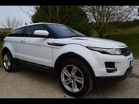 Used Land Rover Range Rover Evoque Sd4 Pure Tech (Sat Nav)