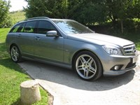 Used Mercedes C250 C Class Cdi Blueefficiency Sport