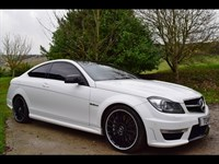 Used Mercedes C63 AMG C Class Comms Pack