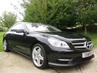 Used Mercedes CL500 CL Class Blueefficiency