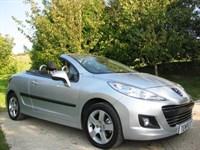 Used Peugeot 207 CC Sport