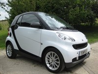 Used Smart Car Fortwo Coupe Passion Cdi (Sat Nav)