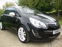 Used Vauxhall Corsa SXi Ac 3dr