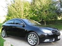 Used Vauxhall Insignia Elite Sat Nav CDTi 5dr