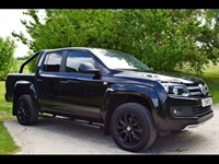 Used VW Amarok DC TDi Dark Label 4motion
