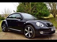 Used VW Beetle Design TDi Dsg Auto