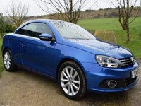 Used VW Eos SE TDI BLUEMOTION TECHNOLOGY