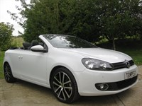 Used VW Golf GT TSI CONVERTIBLE