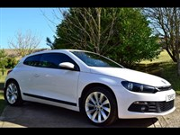 Used VW Scirocco GT TDi