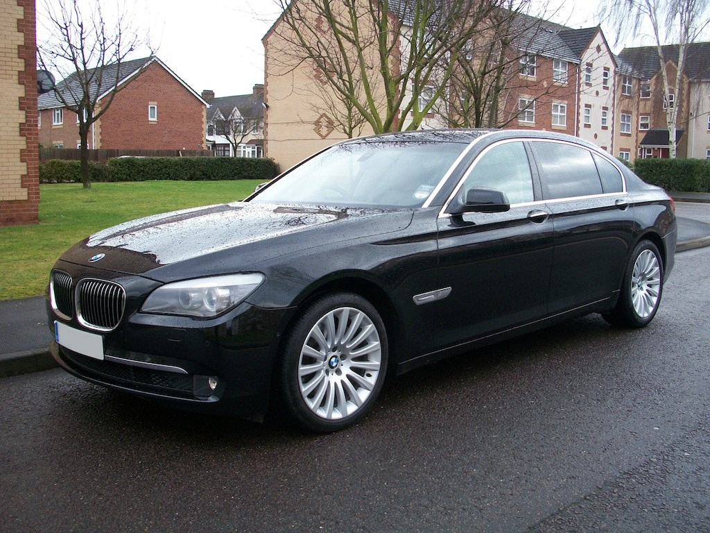 2009 Bmw 730ld Related Infomation Specifications Weili