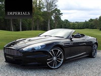 Used Aston Martin DBS Volante Touchtronic 2dr