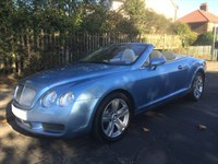 Used Bentley Continental GTC W12 2dr Auto