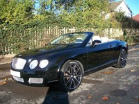Used Bentley Continental GTC W12 2dr Auto Full Bentley Service History