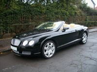 Used Bentley Continental GTC W12 2dr Auto MULLINER DRIVERS SPEC