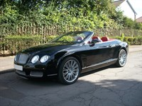 Used Bentley Continental GTC W12 2dr Auto Cabriolet