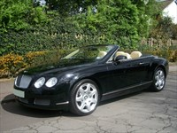Used Bentley Continental GTC W12 Mulliner Driving Spec 2dr Auto