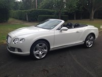 Used Bentley Continental GTC W12 [E85] 2dr Auto Limited Edition