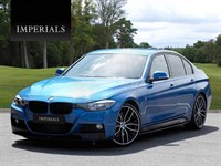 Used BMW 330d 3 Series BluePerformance M Sport Auto 4dr (start/stop)