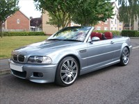 Used BMW M3 M3 2dr