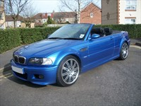 Used BMW M3 M3 2dr SMG Auto Huge Spec, Low Mileage, H/Top