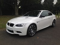 Used BMW M3 M3 2dr DCT WITH EDC AUTO