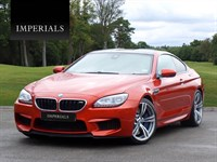 Used BMW M6 M6 2dr DCT 7 Speed Auto
