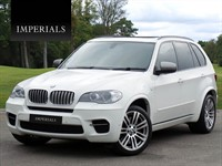 Used BMW X5 M50d d 4x4 5dr (start/stop)