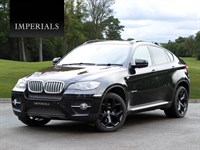 Used BMW X6 TD xDrive40d 5dr 4WD 5 SEATER