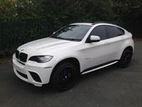 Used BMW X6 xDrive40d 5dr Step Auto M PERFORMANCE + KIT