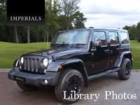 Used Jeep Wrangler CRD Sahara 4dr Auto
