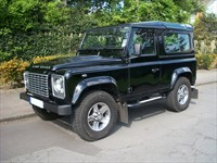 Used Land Rover Defender 90 XS 2.2 3 DOOR