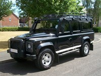 Used Land Rover Defender 110 TDi XS SUV 7 SEATER