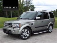 Used Land Rover Discovery 4 TD V6 HSE 5dr